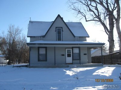 Greeley Multi Family Home For Sale: 1324 12th St