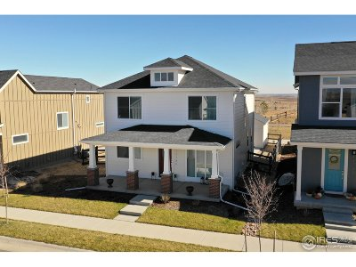 Weld County Single Family Home For Sale: 12786 River Rock Way