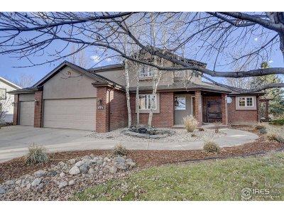 Loveland Single Family Home For Sale: 2742 Eldorado Springs Dr