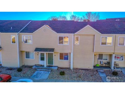 Fort Collins Condo/Townhouse For Sale: 3005 Ross Dr