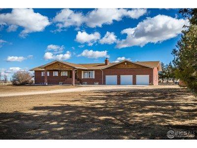 Brush Single Family Home For Sale: 17400 Beaver Creek Dr