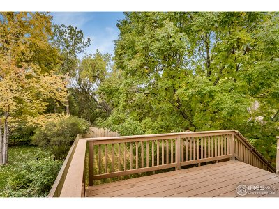 Boulder Single Family Home For Sale: 4541 Wellington Rd