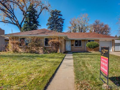 Denver Single Family Home For Sale: 181 Niagara St