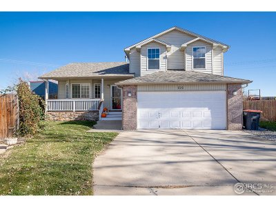 Frederick Single Family Home For Sale: 616 Aspen Cir