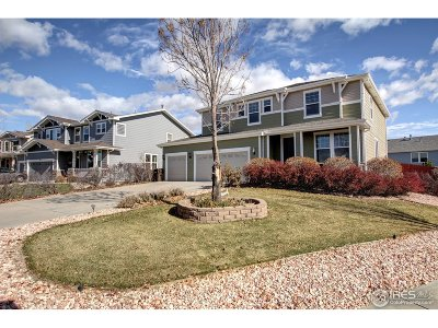 Fort Collins Single Family Home For Sale: 732 Fairbourne Way