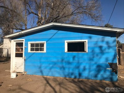 Fort Collins Single Family Home For Sale: 1438 N Shields St