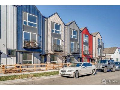 Lakewood Condo/Townhouse For Sale: 1025 Depew St