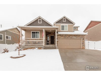 Greeley Single Family Home For Sale: 2218 74th Ave