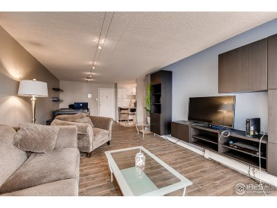 Denver Condo/Townhouse For Sale: 4800 Hale Pkwy #105N