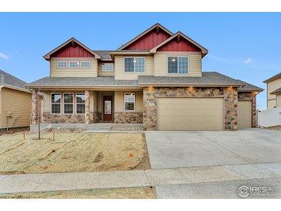 Severance Single Family Home For Sale: 877 Sunlight Peak Dr