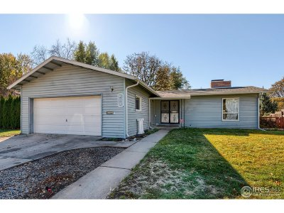 Larimer County Single Family Home For Sale: 931 E Lake St