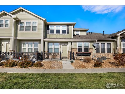 Broomfield Condo/Townhouse For Sale: 3751 W 136th Ave #C4