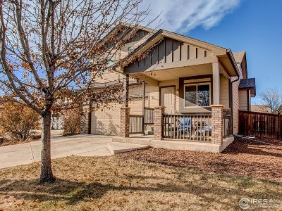 Berthoud Single Family Home For Sale: 795 Grays Peak Ln