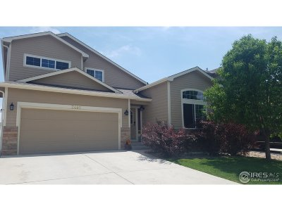 Fort Collins Single Family Home For Sale: 2456 Marshfield Ln