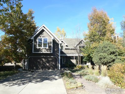 Boulder Single Family Home For Sale: 1435 Sumac Ave