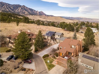 Boulder Single Family Home For Sale: 1949 Hardscrabble Pl