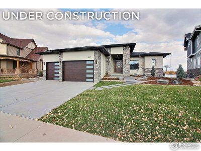 Greeley Single Family Home For Sale: 16786 Shepherd's Way