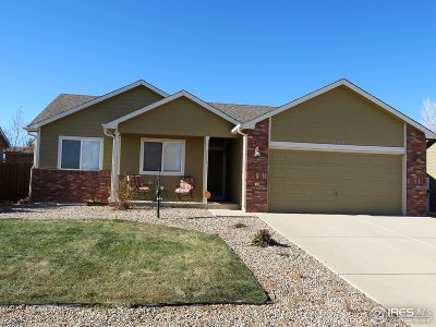 Greeley Single Family Home For Sale: 2911 Apricot Ave