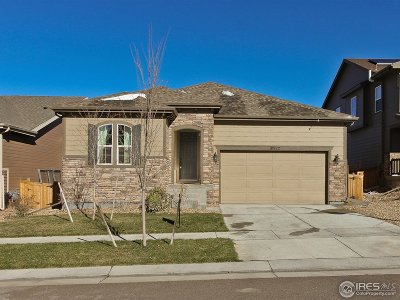 Commerce City Single Family Home For Sale: 10922 Unity Ln