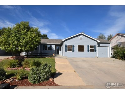 Kersey Single Family Home For Sale: 801 6th St