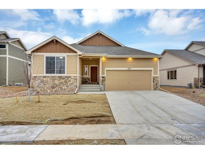 Greeley Single Family Home For Sale: 8801 15th St Rd