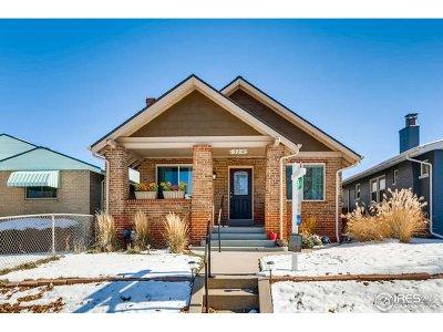 Denver Single Family Home For Sale: 3216 N Fillmore St