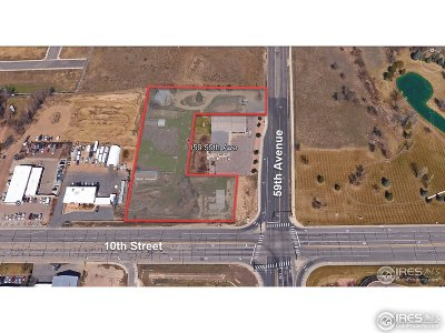 Greeley Residential Lots & Land For Sale: 959 59th Ave