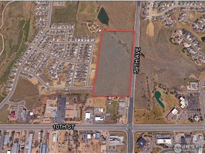 Greeley Residential Lots & Land For Sale: 59th Ave