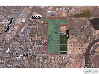Evans Residential Lots & Land For Sale: 239 35th St