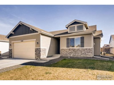 Greeley Single Family Home For Sale: 2310 73rd Ave Ct