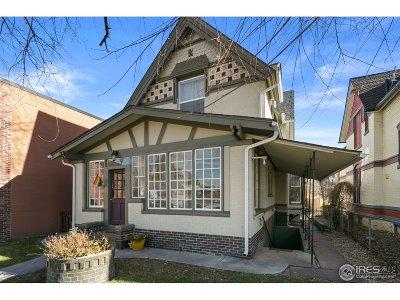 Denver Multi Family Home For Sale: 444 Bannock St