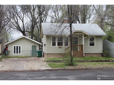 Weld County Single Family Home For Sale: 207 S Dorothy Ave