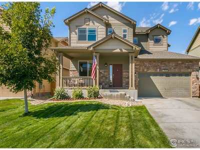 Fort Collins Single Family Home For Sale: 839 Campfire Dr