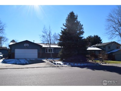 Greeley CO Single Family Home For Sale: $220,000