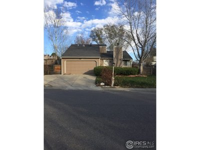 Longmont Single Family Home For Sale: 2184 Steele St