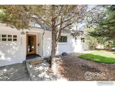 Boulder Single Family Home For Sale: 1245 Georgetown Rd