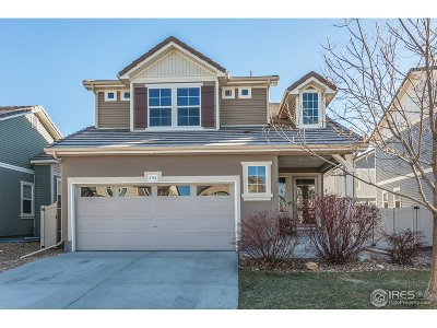 Johnstown Single Family Home For Sale: 3761 Balsawood Ln
