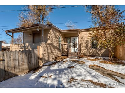 Denver Single Family Home For Sale: 4807 Chase St