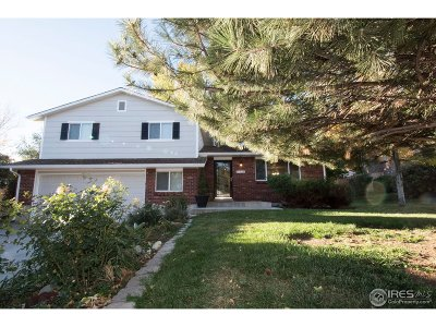 Westminster Single Family Home For Sale: 11926 W 107th Ave