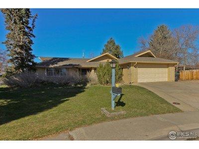 Longmont Single Family Home For Sale: 26 Princeton Cir