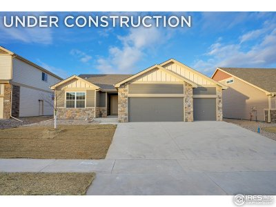 Greeley Single Family Home Active-Backup: 8608 15th St Rd