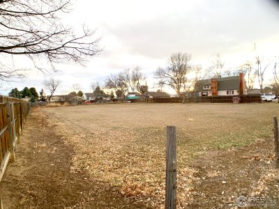 Berthoud Residential Lots & Land For Sale: Bimson Ave