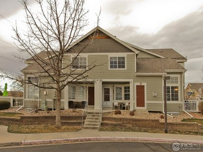 Longmont Condo/Townhouse For Sale: 805 Summer Hawk Dr #K-66
