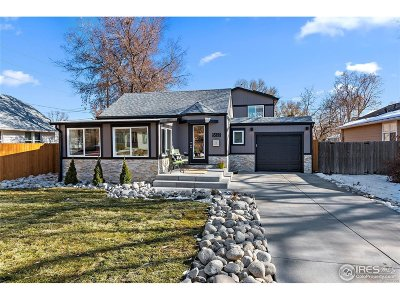 Arvada Single Family Home For Sale: 5622 Ammons St