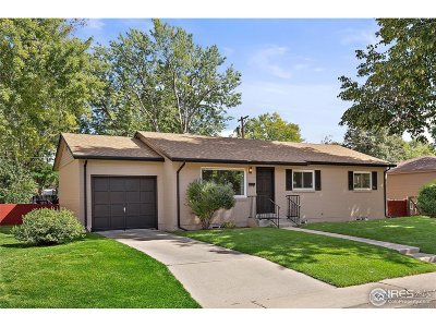 Arvada Single Family Home For Sale: 6137 Jellison Way