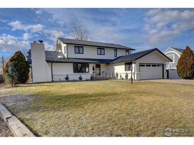 Denver Single Family Home For Sale: 6821 Navajo St