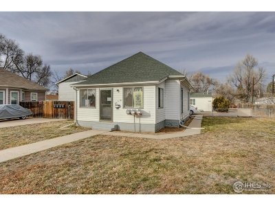 Greeley Multi Family Home For Sale: 1419 10th St