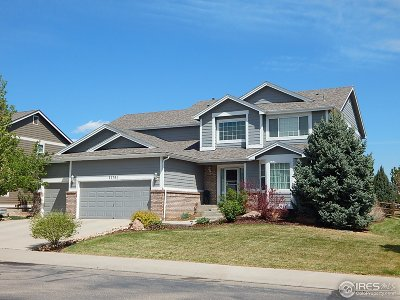 Longmont Single Family Home For Sale: 11781 Pleasant View Rdg