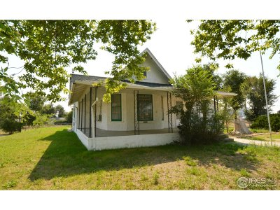 Fort Morgan Single Family Home For Sale: 17604 Saunders Rd