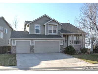 Johnstown Single Family Home For Sale: 2448 Rouen Ln